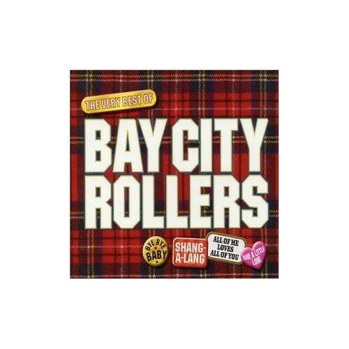 1 of 1 - The Very Best of Bay City Rollers -  CD WAVG The Cheap Fast Free Post