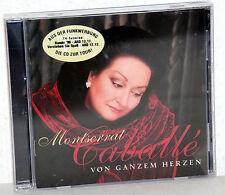 CD MONTSERRAT CABALLÉ - Von Ganzem Herzen