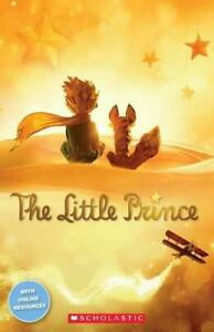 The-Little-Prince-Scholastic-Readers-by-Rollason-Jane-NEW-Book-FREE-amp-FAST
