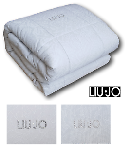LIU-JO-Courtepointe-couette-d-039-hiver-est-passe-de-300-g-mq-Double-Lit-2-places