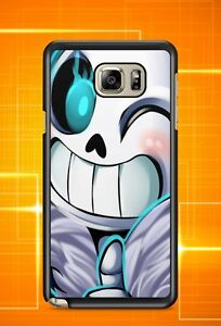 new undertale sans for samsung galaxy note 2 3 4 5 case. Black Bedroom Furniture Sets. Home Design Ideas