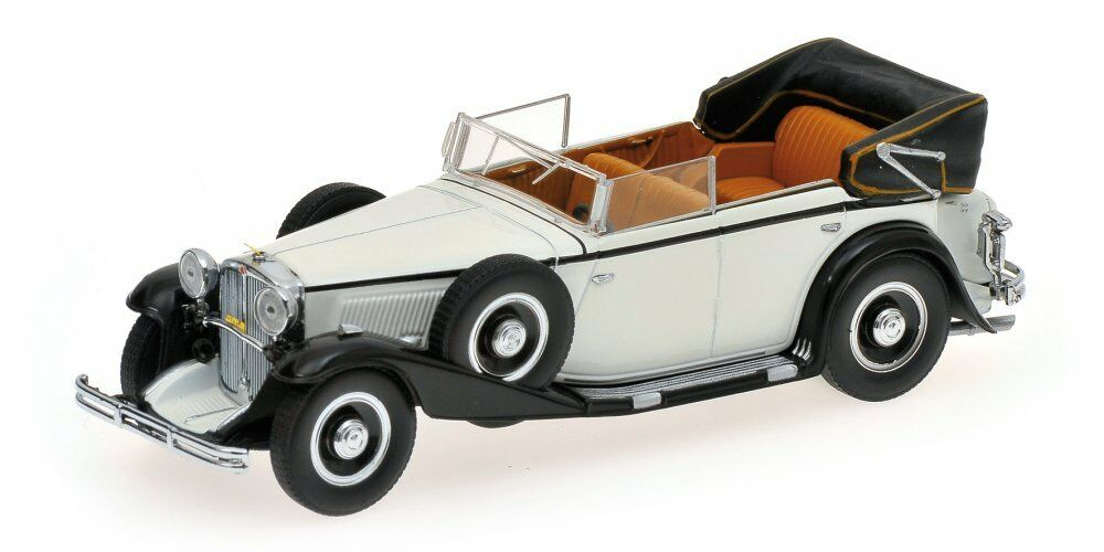 MAYBACH ZEPPELIN  1932    MINICHAMPS   1 43