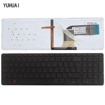 US Backlit Keyboard For HP Pavilion 15-p071nr 15-p099nr 15-p008au 15-p030nr