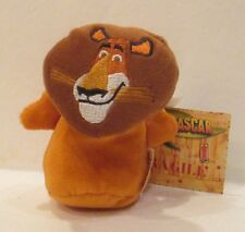 "ALEX MADAGASCAR 5"" PLUSH CLIP CHANGE HOLDER W/ TAG"