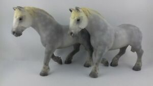 Lot-2-figurines-PERCHERON-chevaux