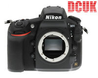 Nikon D810 Body Only - 3 Year Worldwide Warranty - Multiple Languages