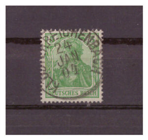 Deutsches-Reich-MiNr-70-K-1-Kloster-Reichenbach-24-01-1904