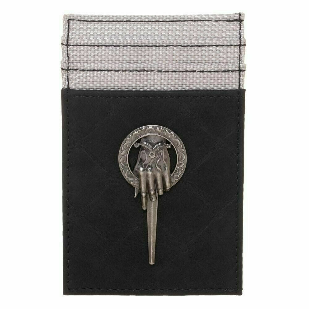 OFFICIAL GAME OF THRONES - HAND OF THE KING SYMBOL CARD HOLDER WALLET