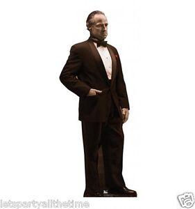 The-Godfather-Marlon-Brando-CARDBOARD-CUTOUT-standee-standup-C1067