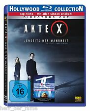 AKTE X: JENSEITS DER WAHRHEIT (Director's Cut) Blu-ray Disc NEU+OVP