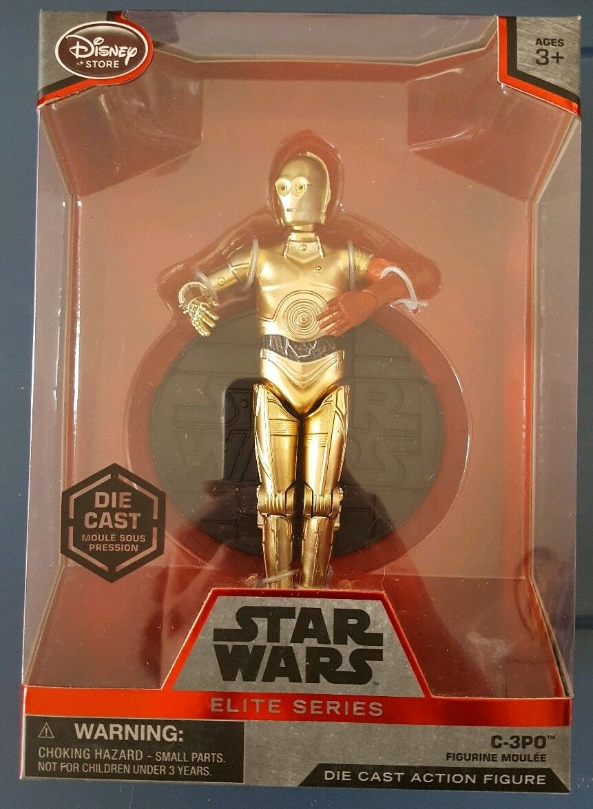 Star Wars Wars Wars Elite Series C-3PO 2c98be