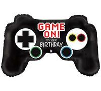 36 Video Game Controller Xbox Sega Party Wii Free Shipping Happy Birthday