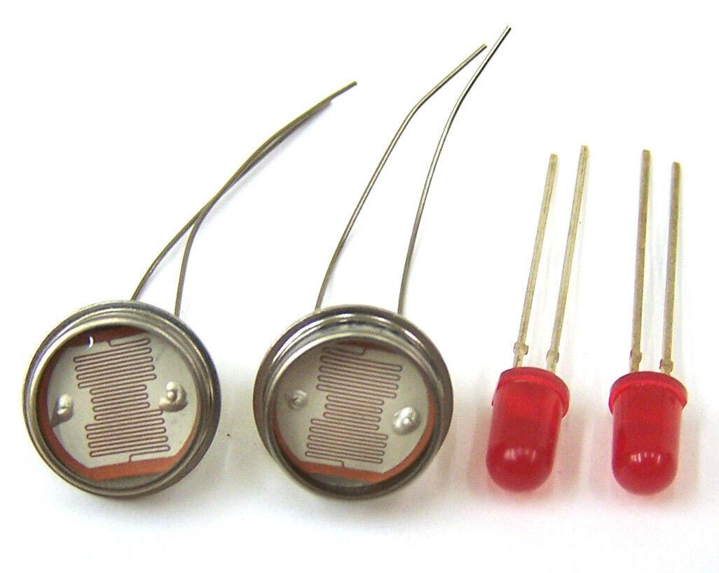 UREI Complete Matched Tested Photocell   LED Attenuator Kit for UREI LA-4. U1