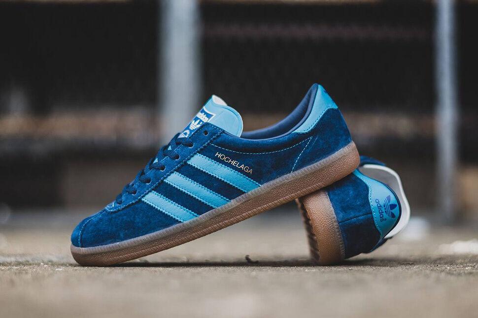 Adidas Originals Spezial Hochelaga Azul Las Marino S74863 (X Todas Las Azul Tallas) spzl Vintage Limited e9464c