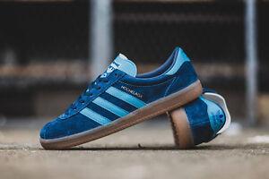 Details about Adidas Originals x Spezial Hochelaga Navy S74863 (All Size) SPZL Vintage Limited