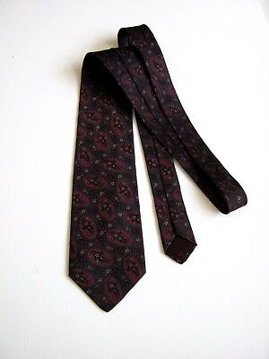 Bello Barney's Pura Seta Pure Silk Fatta A Mano Hand Made In Italy Elegante E Grazioso