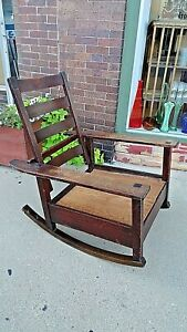 Outstanding Details About Stickley Rare Antique Arts Craft Mission Quarter Sawn Oak Morris Rocking Chair Lamtechconsult Wood Chair Design Ideas Lamtechconsultcom