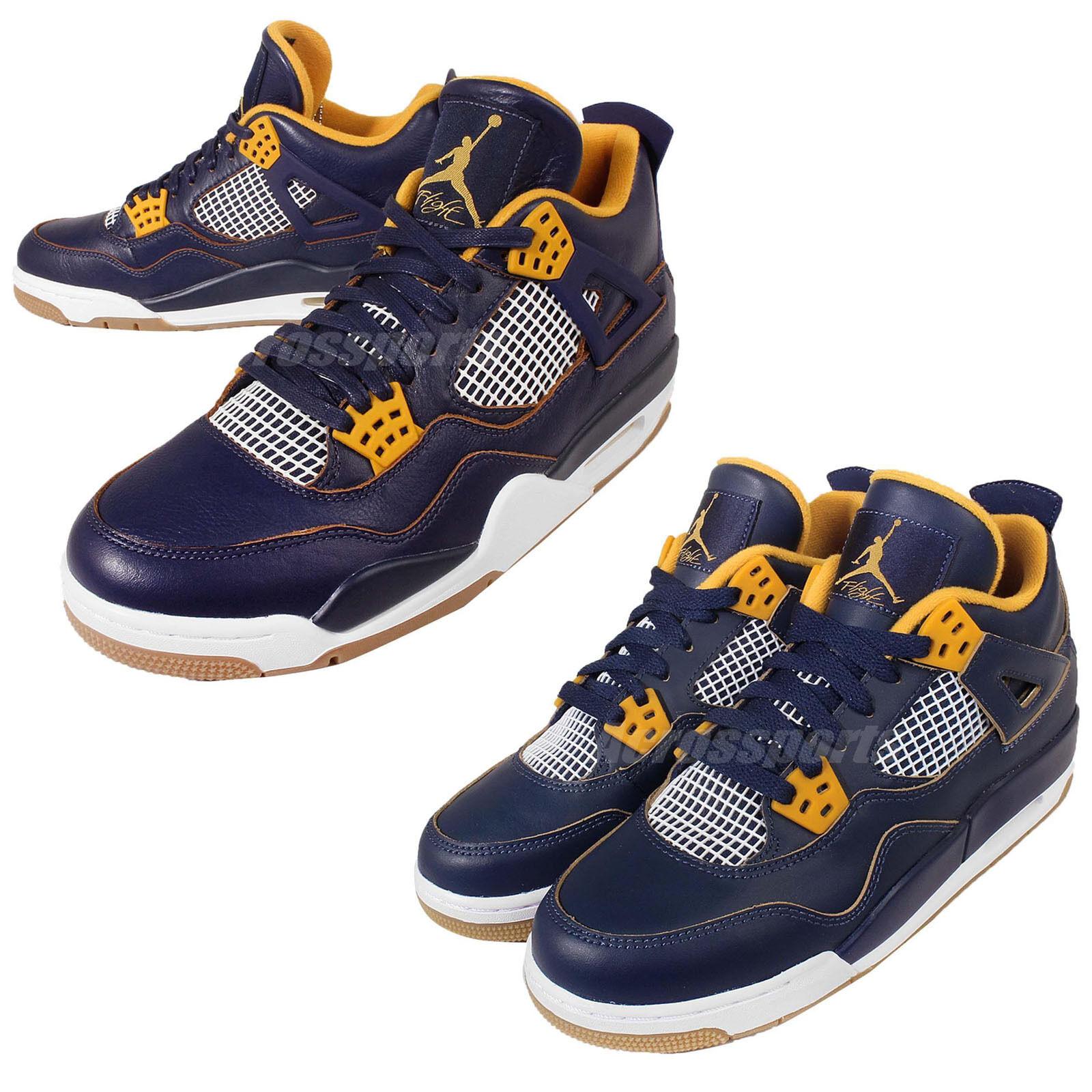 cb39d1aba3fce3 chic Nike Air Jordan 4 IV Retro Dunk From Above Mens 308497-425   Womens
