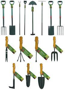 Carbon-Steel-Garden-tools-Border-Fork-Spade-Trowel-Rake-compte-Weeder-Cultivator