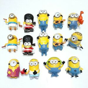 MINIONS-McDonalds-Happy-Meal-Toys-Despicable-Me-McDonald-039-s-Toy-Bundle