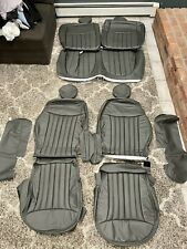 2012 2020 Fiat 500 Pop Lounge Coupe Leather Interior Katzkin