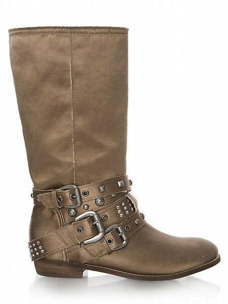 NTW168 GUESS LADIES SUMMIT FASHION HIGH BOOTS Sz.  6.5