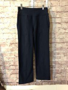 Details about Athleta Leggings Pants Running Athletic Crop Women\u2019s Sz XS  BLUE RN 54023 EUC