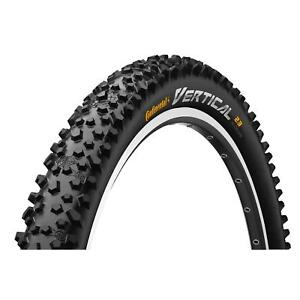 Continental Vertical Mtb Mountain Bike Bicycle Knobby Tyre 26 Wheel