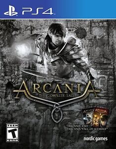 PlayStation-4-Arcania-The-Complete-Tale-Sony-PlayStation-4-2015-New