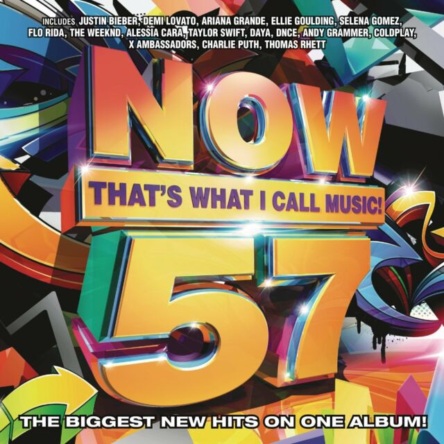 Various - Now 57: That's What i Chiamata Music CD #1965679