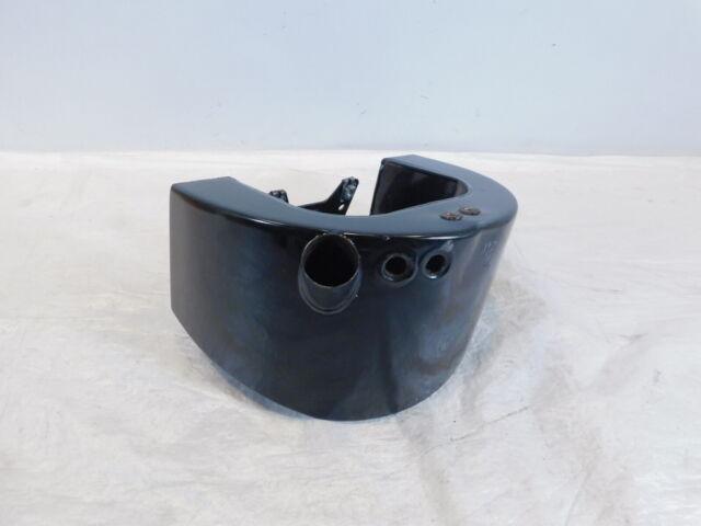 Harley Davidson Softail Heritage Classic & Fat Boy Black Oil Tank Bag Reservoir