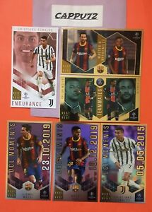 BEST OF THE BEST-TOPPS CHAMPIONS LEAGUE 2021 -PREMIUM SUPERSIZE COLLECTOR CARDS