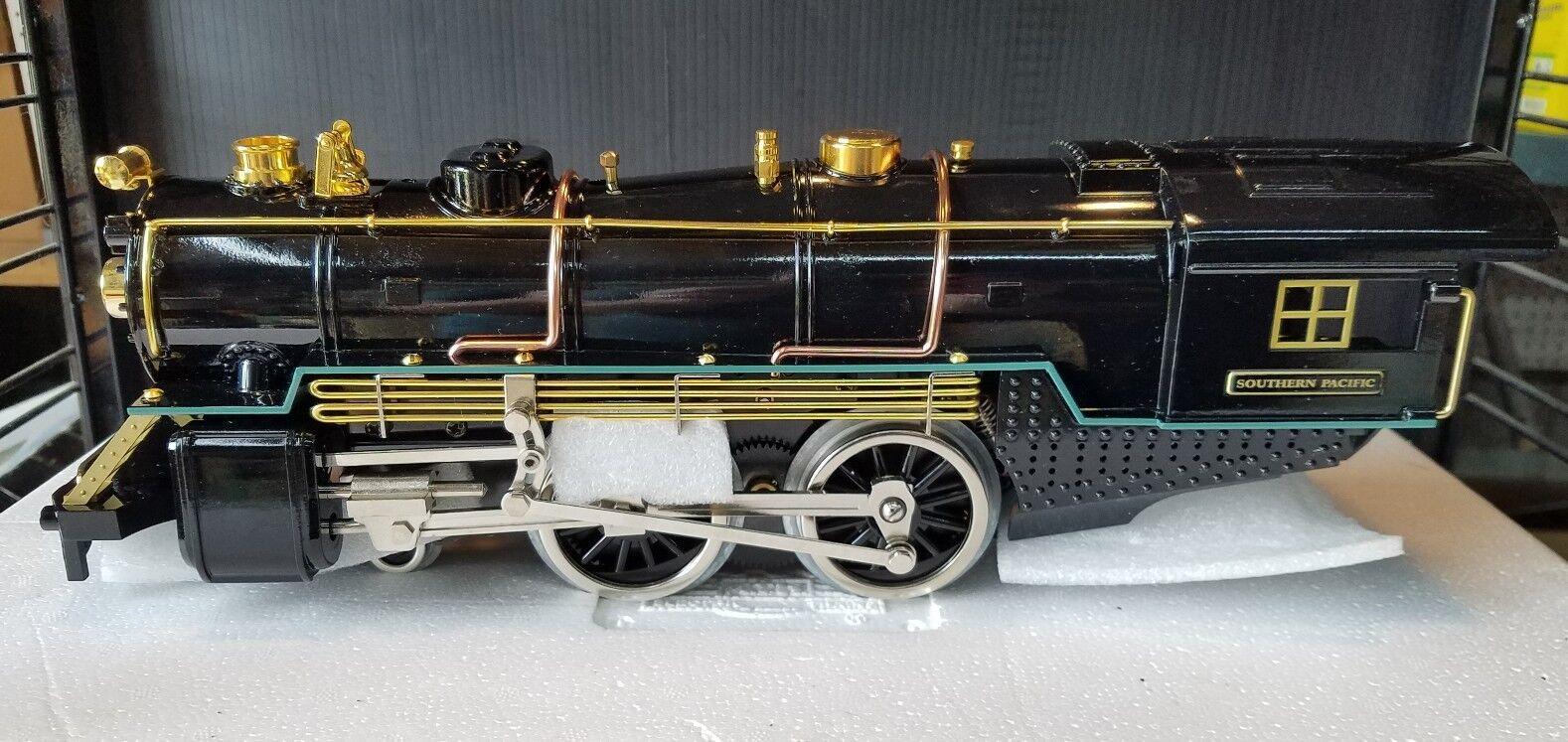 MTH Hojalata 10-1289-0 nero tradicional locomotora de vapor