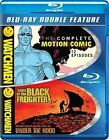 Watchmen - Complete Motion Comic Tales of The Black Freighte 2013 Blu-ray