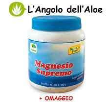 MAGNESIO SUPREMO NATURAL POINT - 1 confezione da 300g + OMAGGIO