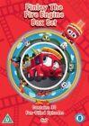 Finley The Fire Engine Volumes 1-3 5050582899245 DVD Region 2