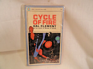 Cycle-Of-Fire-Paperback-Book-Ballantine-70007-Hal-Clement