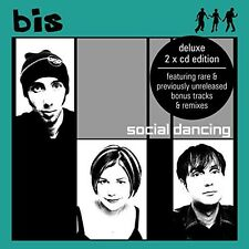 Bis - Social Dancing (Deluxe) [New CD] Deluxe Edition, Jewel Case Packaging