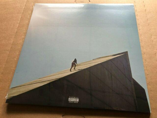NEW SUPER RARE Daniel Caesar - Freudian BLUE Vinyl LP