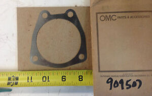 OMC SHIM 909507 Ball Gear Retainer shim  .007 1979-1985 OMC Drives