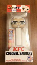 Funko Pop! + PEZ Colonel Sanders of KFC