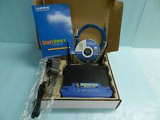 *MINT* Linksys WRT54GS 54 Mbps 4-Port 10/100 Wireless G Router (WRT54GS v7)