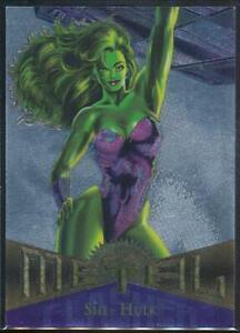 1995-Marvel-Metal-Silver-Flasher-Trading-Card-39-She-Hulk
