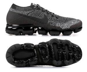 Nike Air VaporMax Flyknit Oreo 2.0 Black UK 10 EUR 45  849558 041 ... 3fb0c5205