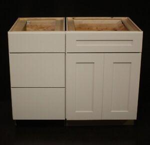 Genial Image Is Loading Set Of 2 Kraftmaid Canvas Maple Bathroom Vanity