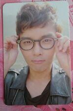 super junior ryeowook photocard bonamana type A