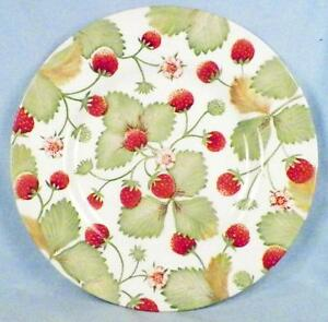 Royal-Stafford-Alpine-Strawberry-Salad-Plate-Fine-Earthenware