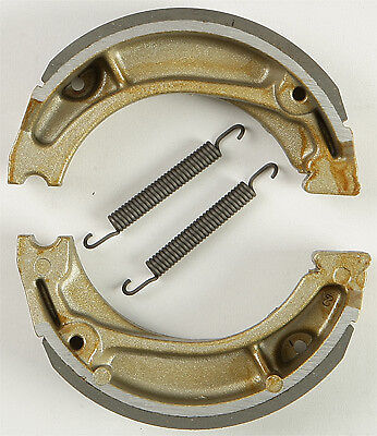 Rear Brake Shoes Pads w// Springs For Honda XR 250R 350R 500R 600R 75 XL125S 100S