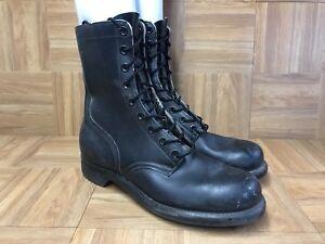 Vintage Tanker Boots Vintage Combat Boots Tanker Boots