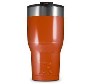 b9d269d8c60 Skin for 2017 RTIC 30oz Solids Collection Burnt Orange TUMBLER NOT ...